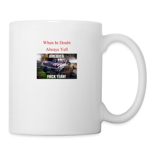 When In Doubt - Coffee/Tea Mug