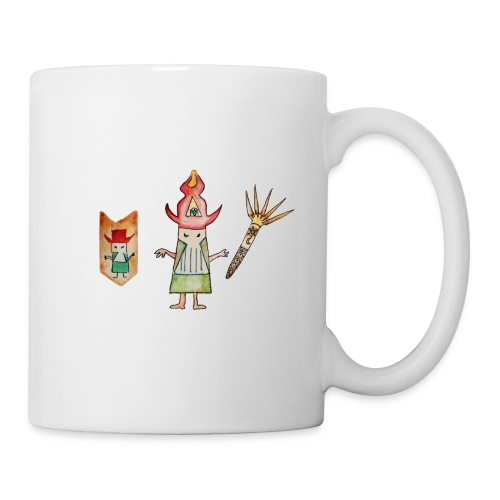 spirit wizard - Coffee/Tea Mug