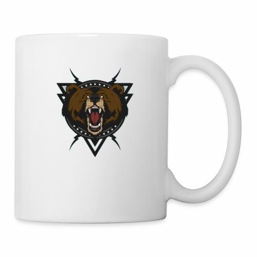 Ellipsism Bear - Coffee/Tea Mug