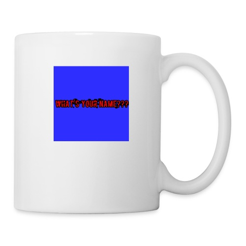 What's your name - Coffee/Tea Mug
