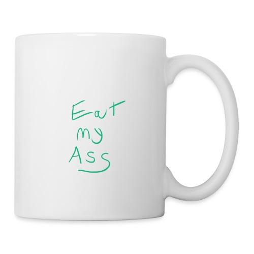 Eat My Ass Phone Case - Coffee/Tea Mug
