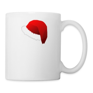 Carmaa Santa Hat Christmas Apparel - Coffee/Tea Mug