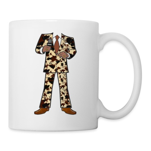 The Classic Cow Suit - Coffee/Tea Mug