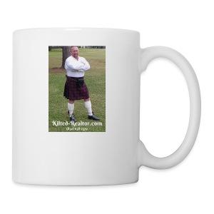 Kilted Realtor - Coffee/Tea Mug