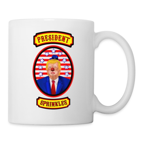 President Sprinkles - Coffee/Tea Mug