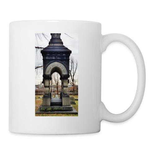 through the darkness - Coffee/Tea Mug