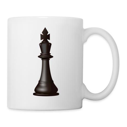 Black king - Coffee/Tea Mug