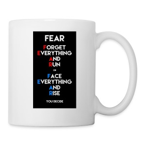 Fear - Coffee/Tea Mug
