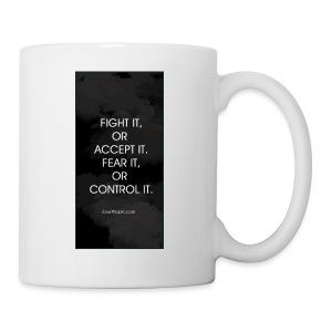FIGHT IT - Coffee/Tea Mug