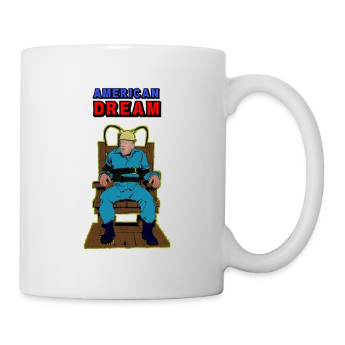 American dream, impeach #45. - Coffee/Tea Mug