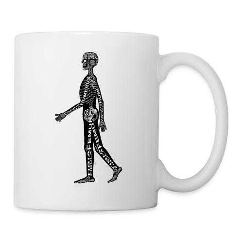 Skeleton Human - Coffee/Tea Mug