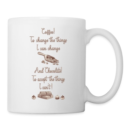Coffee & Chocolate - Coffee/Tea Mug