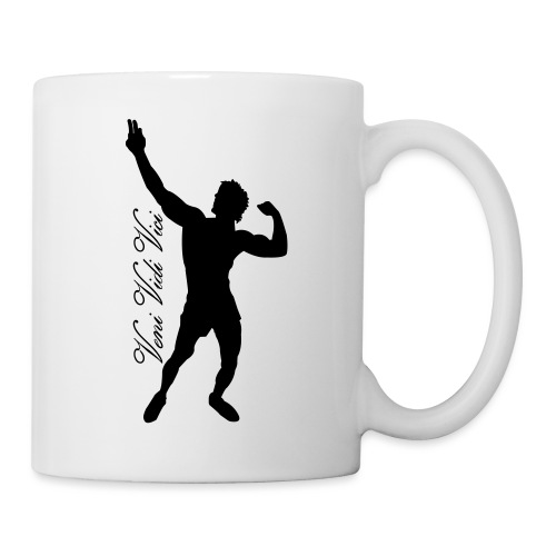 Zyzz Silhouette Veni,Vidi,Vici Calli - Coffee/Tea Mug