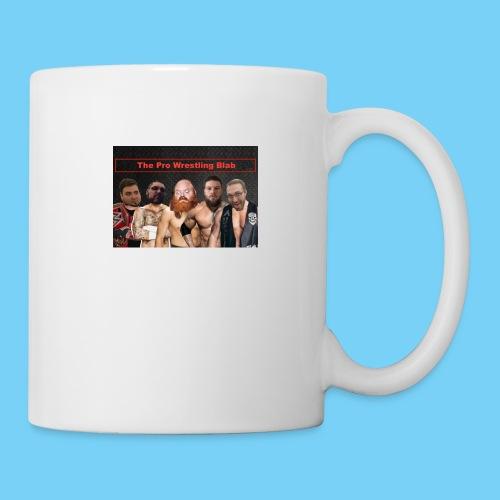 The Pro Wrestling Blab Icons - Coffee/Tea Mug