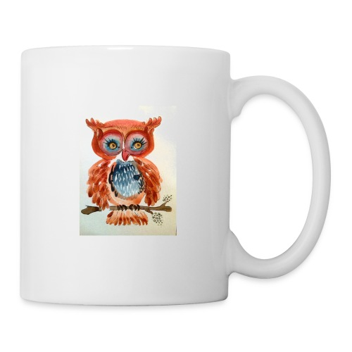 Ruby Woot Owl - Coffee/Tea Mug