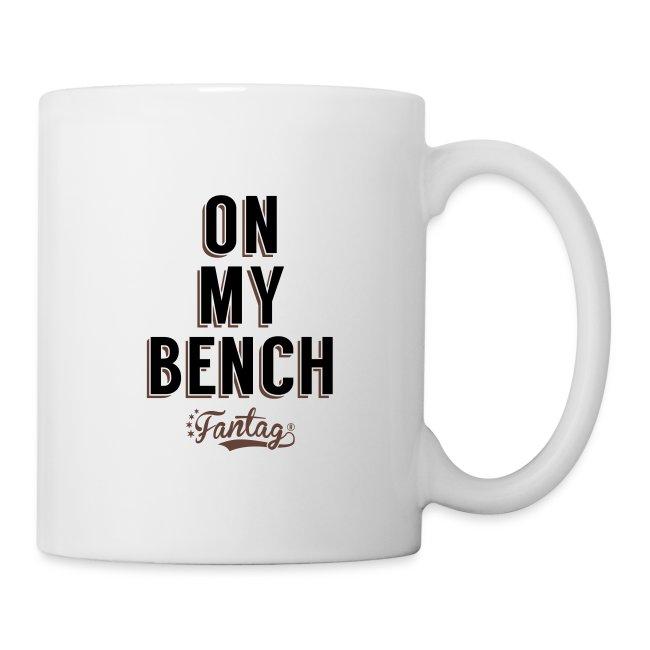 On My Bench Mug