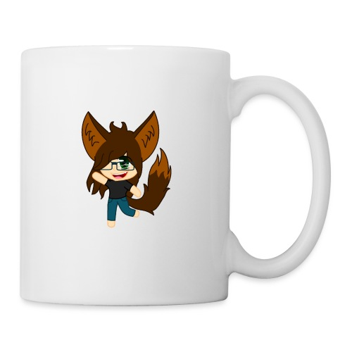 KR ASMR Chibi Waving - Coffee/Tea Mug