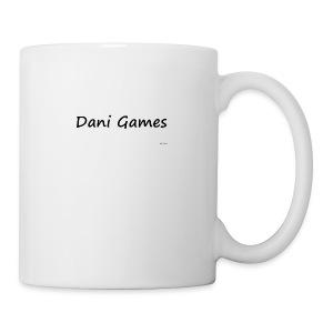 Dani games - Coffee/Tea Mug