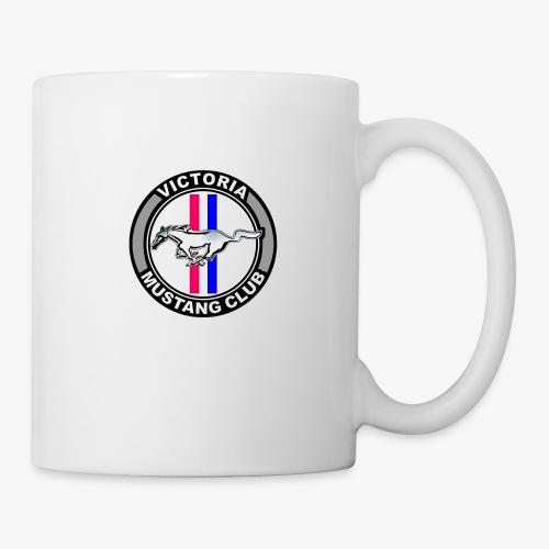 Victoria Mustang Club Logo - Coffee/Tea Mug