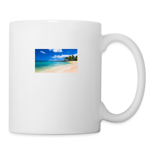 poipu beach park hawaii 0 - Coffee/Tea Mug