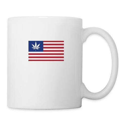 american-weed - Coffee/Tea Mug
