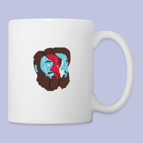 Spitting Image Head - Coffee/Tea Mug