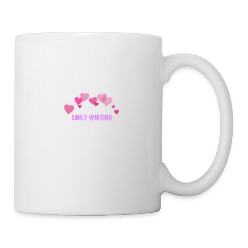 emily whiting snapchat heart filter - Coffee/Tea Mug