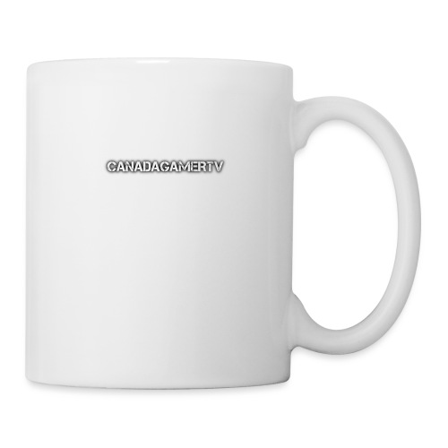 CANADAGAMERTV MERCH - Coffee/Tea Mug
