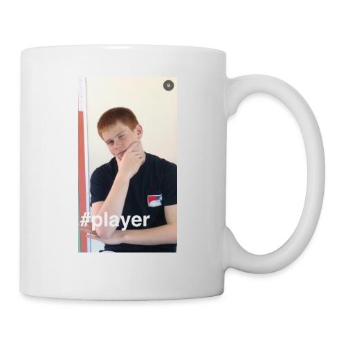 PLayer - Coffee/Tea Mug