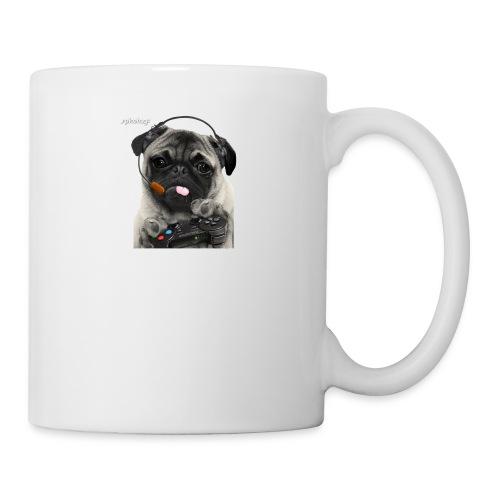 this is my youtube logo - Coffee/Tea Mug