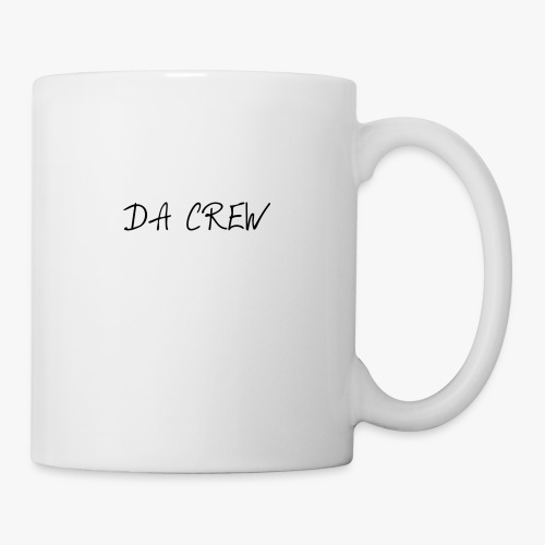 da crew - Coffee/Tea Mug