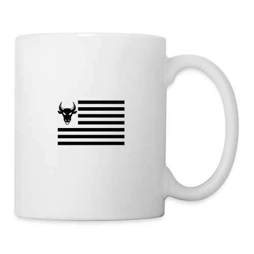 PivotBoss Flag Black - Coffee/Tea Mug