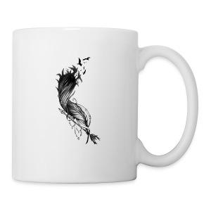 Black Feither - Coffee/Tea Mug