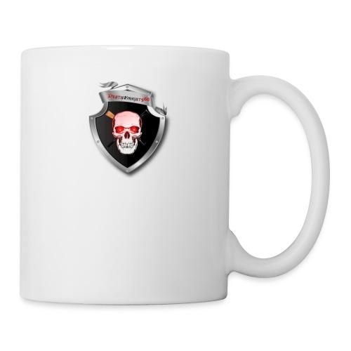 DeathKnightLogo - Coffee/Tea Mug