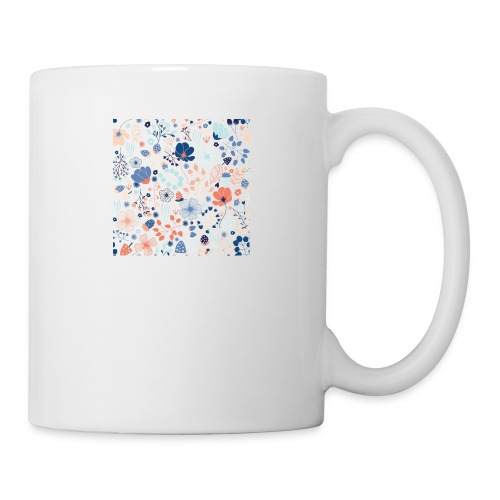 flowers - Coffee/Tea Mug