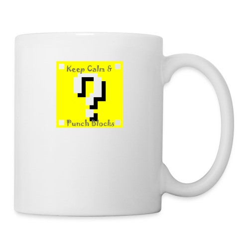 Keep Calm & Punch Blocks - Coffee/Tea Mug