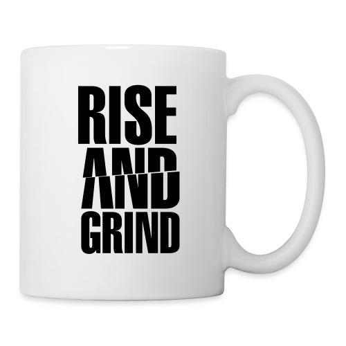 Rise & Grind - Coffee/Tea Mug