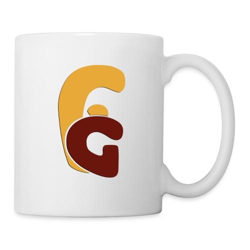 Logo x shadow - Coffee/Tea Mug