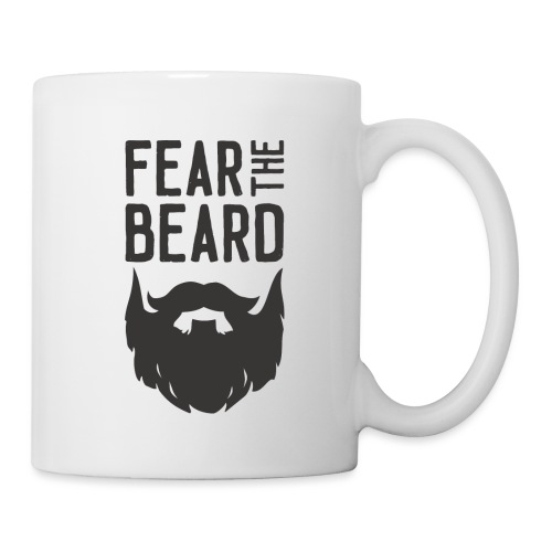 Fear the Beard - Coffee/Tea Mug
