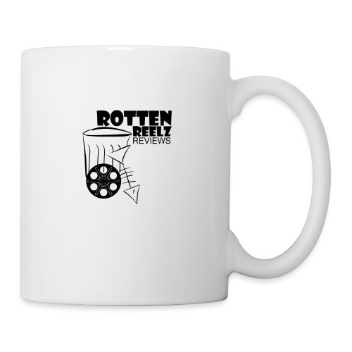 Rotten Reelz Logo - Coffee/Tea Mug