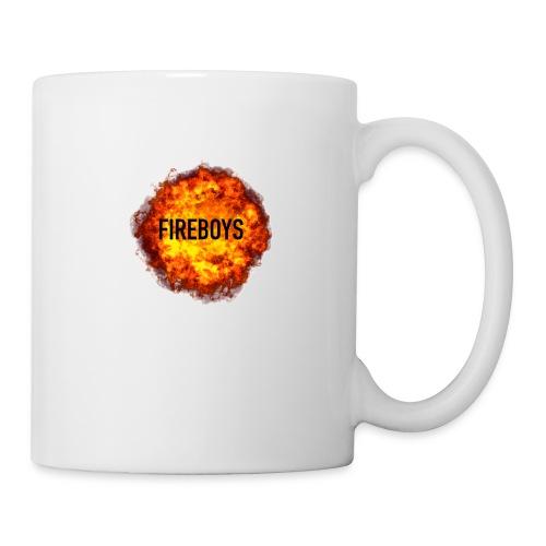 Original fireboys merch - Coffee/Tea Mug