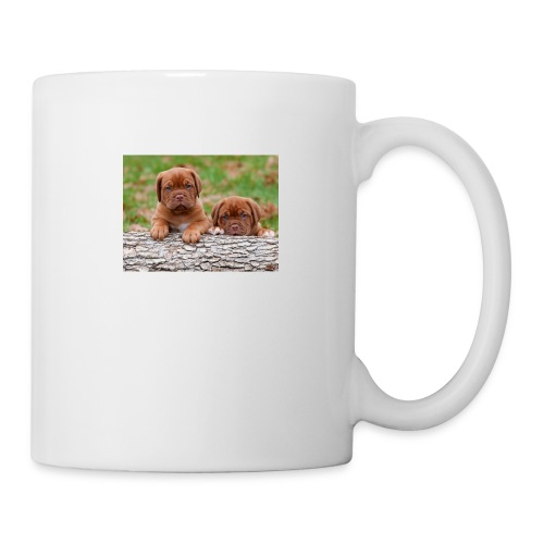 French Mastiff Puppies - Coffee/Tea Mug