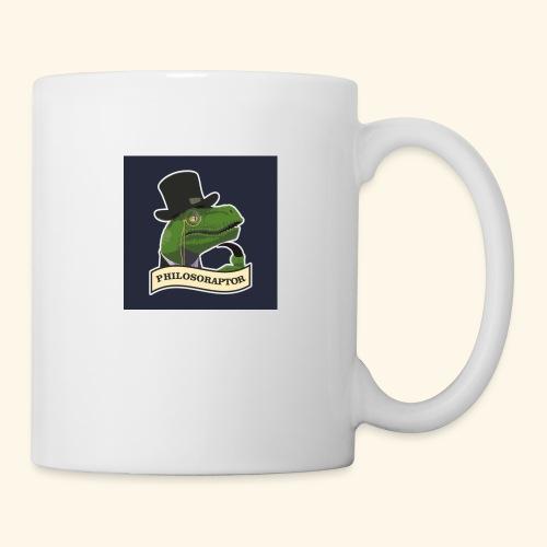 Philosoraptor - Coffee/Tea Mug