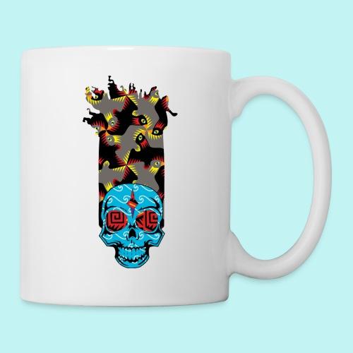 90s KID SKULLY - Coffee/Tea Mug