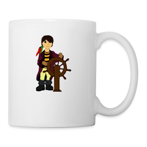 Alex the Great - Pirate - Coffee/Tea Mug