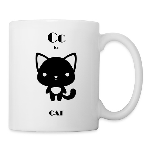 CAT_BW - Coffee/Tea Mug