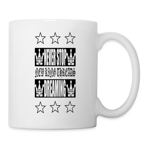 Never Stop Dreaming - Coffee/Tea Mug