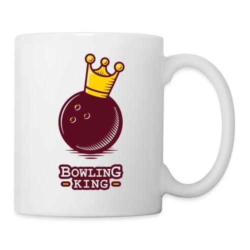 Bowling King - Coffee/Tea Mug