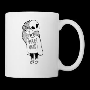Alien Babe - Coffee/Tea Mug