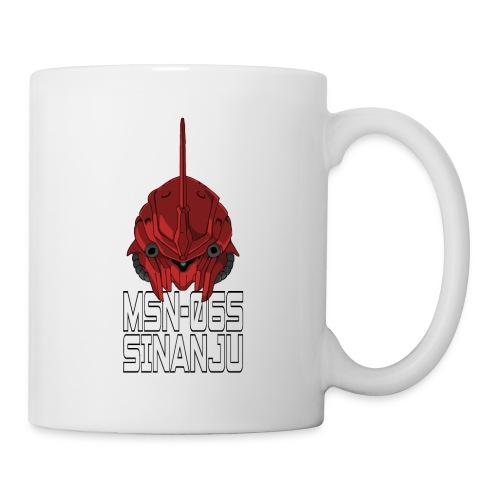 msn 06s sinanju 2 - Coffee/Tea Mug